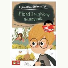 Fiord i zaginiony naszyjnik. Już czytam!