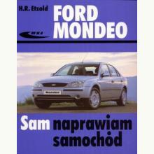 Ford Mondeo - Sam naprawiam (od XI 2000)