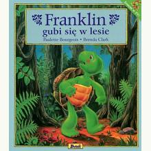 Franklin gubi sie w lesie