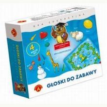 Głoski do zabawy - gra edukacyjna