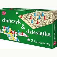 Gra - Chińczyk & Dziesiątka (5+)
