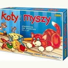 Gra - Koty i myszy (5+)