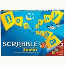 Gra - Scrabble Junior (6+)