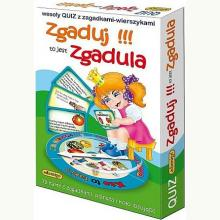Gra - Zgaduj Zgadula - Quiz (4+)