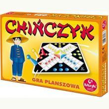 Gra planszowa - Chińczyk (4+)