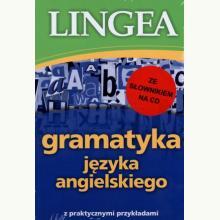 Gramatyka jęz. angielskiego z przykładami + słownik EasyLex 2