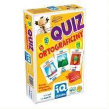 Granna IQ Quiz ortograficzny (7-12 lat)