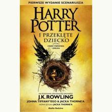 Harry Potter i Przeklęte Dziecko. Część I i II (op. twarda)