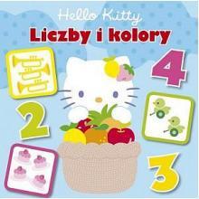 Hello Kitty - Liczby i kolory