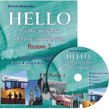 Hello Poziom 2. Szybki Angielski dla początkujących Książka + CD
