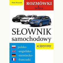 Helper - Słownik samochodowy 4-języczny