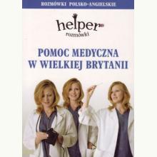 Helper rozmówki - Pomoc medyczna w Wielkiej Brytanii