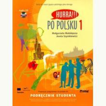 Hurra!!! Po Polsku. Volume 1: student's textbook. incl. CD-Audio