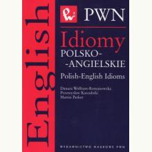 Idiomy Polsko-Angielskie PWN