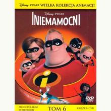 Iniemamocni - Książka o filmie + DVD