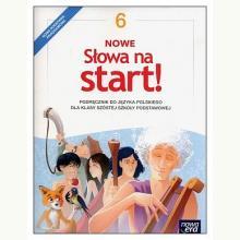 J.Polski SP 6 Nowe Słowa na start! Podręcznik