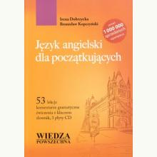 Język angielski dla początkujących + 3 CD