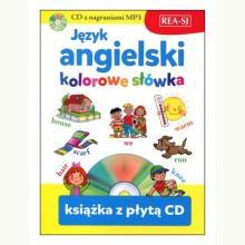 Język angielski – kolorowe słówka (książka + CD)