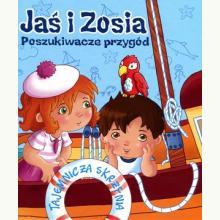Jaś i Zosia. Poszukiwacze przygód. Tajemnicza skrzynia