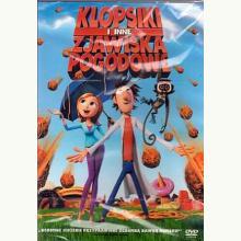 Klopsiki i inne zjawiska pogodowe (DVD)