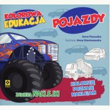 Kolorowa edukacja - Pojazdy