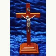 Krzyż stojący ciemny