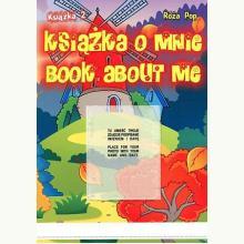 Książka o mnie. Book about me cz. 2
