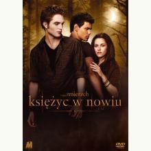 Księżyc w nowiu DVD + plakat