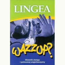 Lingea EasyLex 2. Słownik angielsko-polski i polsko-angielski/ Wazzup? (książka + CD)