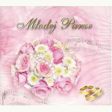 Młodej Parze (pamiątka ślubu) CD+DVD