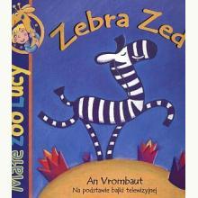 Małe zoo Lucy. Zebra Zed