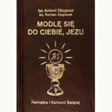 Modlę sie do Ciebie Jezu. Modlitewnik - Pamiątka I Komunii Św.