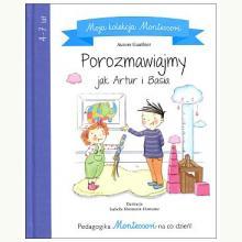 Moja kolekcja Montessori. Porozmawiajmy jak Artur i Basia