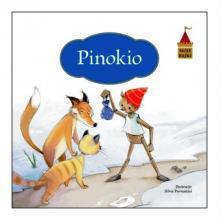 Moje bajki. Pinokio