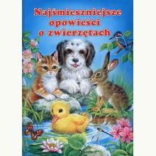 Najśmieszniejsze opowieści o zwierzętach