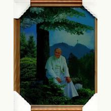 Obraz w ramce - Jan Paweł II