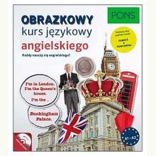 Obrazkowy kurs języka angielskiego z płytą CD