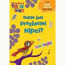 Opowieści z Tinga Tinga - Gdzie jest przyjaciel Hipci?
