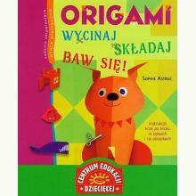 Origami - Wycinaj składaj baw się