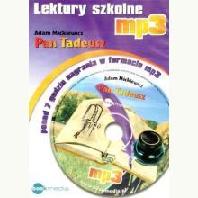 Pan Tadeusz. Lektury szkolne mp3