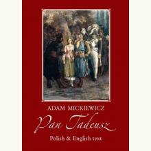 Pan Tadeusz. Wersja polsko-angielska