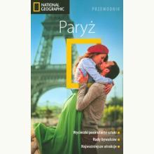 Paryż. Przewodnik National Geographic