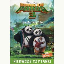Pierwsze czytanki. Kung Fu Panda3 Odnaleziony tata