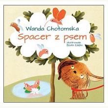 Poeci dla dzieci. Spacer z psem