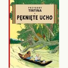Przygody Tintina. Pęknięte ucho