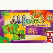 Puzzle - Alfabet