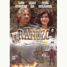 Ranczo - Sezon 3 - 4xDVD