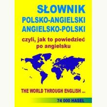 Słownik polsko - angielski, angielsko - polski, czyli jak to powiedzieć po angielsku