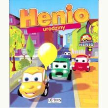Samochodzik Henio. Urodziny