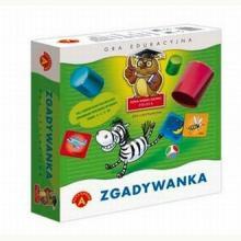 Sylaby do zabawy - gra edukacyjna